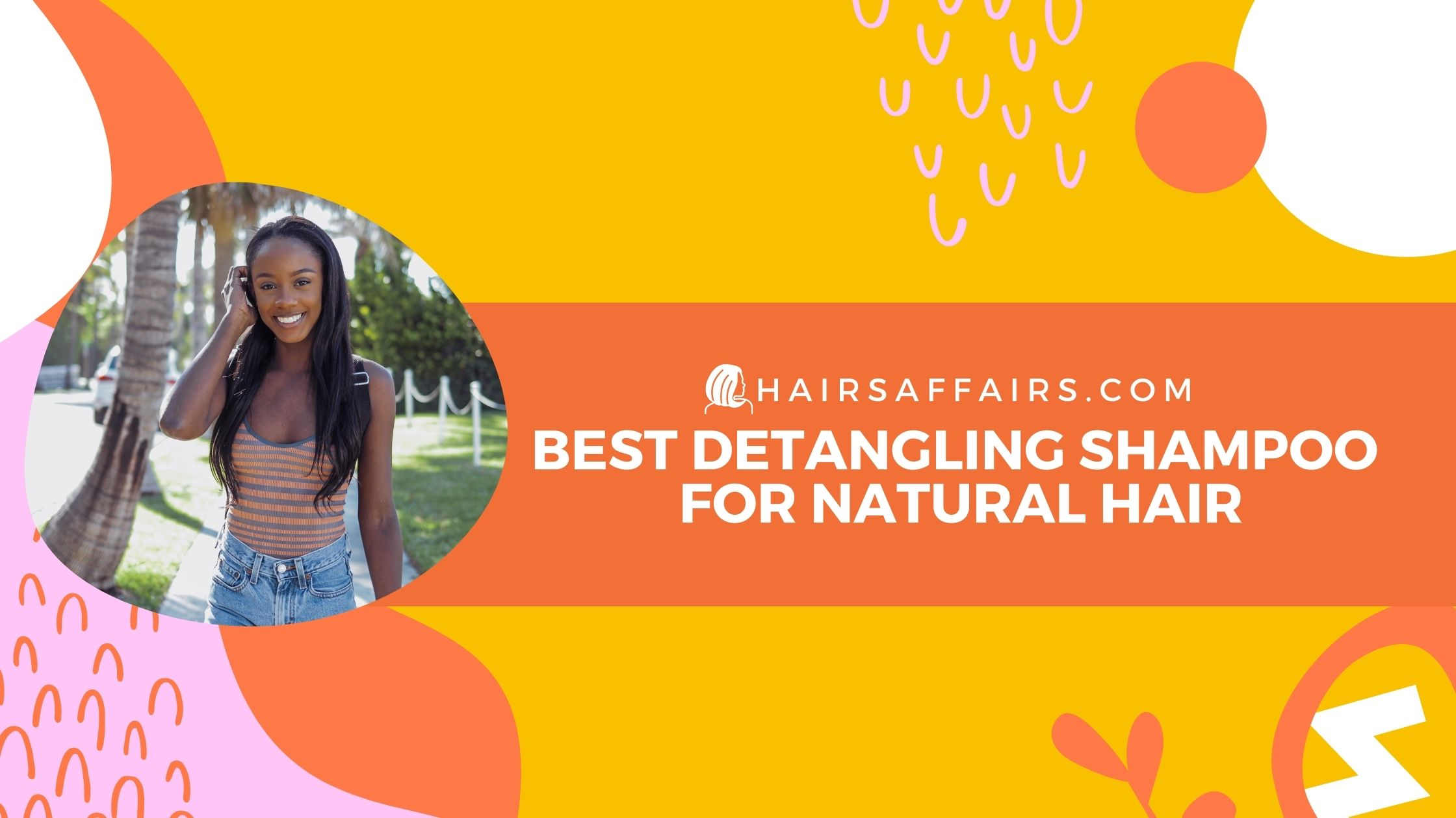 best detangling shampoo for natural hair